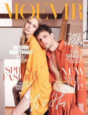 40 Moevir Magazine April Issue 2021