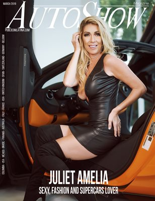 AUTOSHOW Magazine - March/2019 - #8