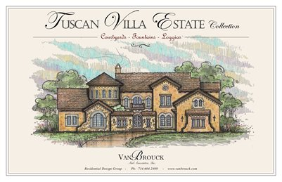Tuscan Villa Estate Collection