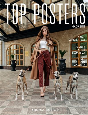 TOP POSTERS MAGAZINE - KIDS MAY (Vol 308)