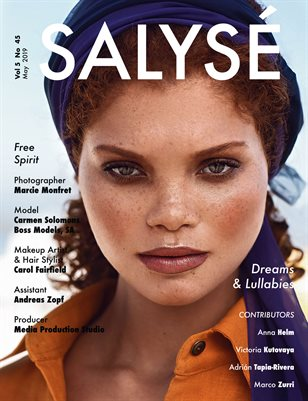 SALYSÉ Magazine | Vol 5 No 45 | MAY 2019 |