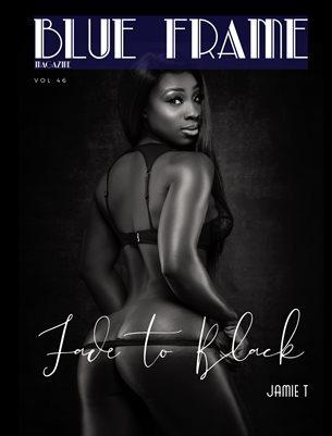 Blue Frame Magazine Volume 46 Featuring Jamie T