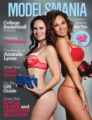 MODELSMANIA DECEMBER 2013