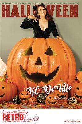 Halloween 2021 Vol.14 – KC DeVille Cover Poster