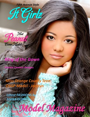 Fifth Avenue Style It Girlz Model Magazine