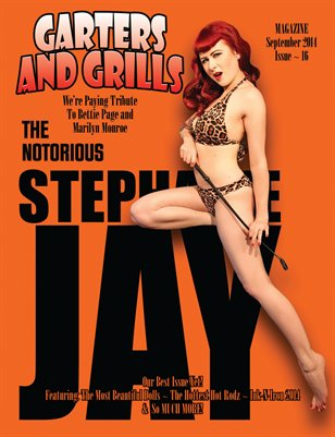 GandG Stephanie Jay Cover September 2014