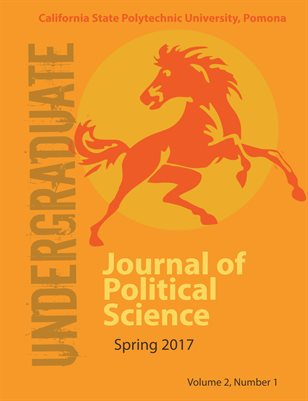Undergraduate Journal of Political Science, Vol. 2 No.1