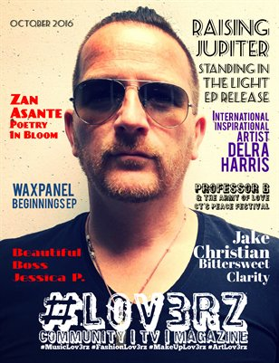 #LOV3RZ Independent Magazine October 2016