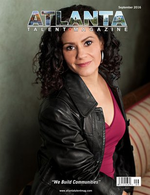 Atlanta Talent Magazine September 2016 Edition