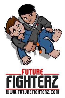 FF Grapple Logo - Poster