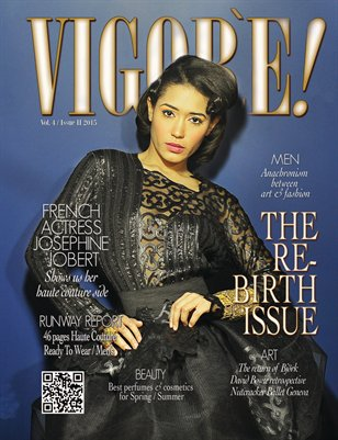 Vigore Magazine Rebirth Issue 2015
