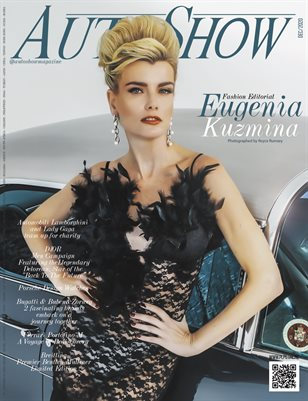 AUTOSHOW Magazine - EUGENIA KUZMINA - Dec/2020 - Issue 11