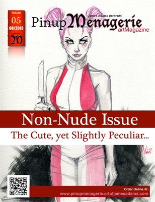Issue 05: The Cute, Yet Slightly Peculiar