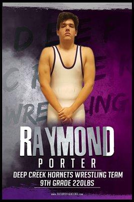 Raymond Porter DC #2 Poster