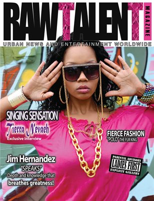 RawTalent Magazine Issue #5