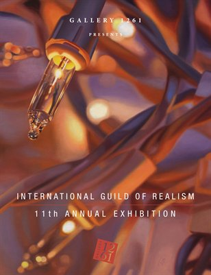 International Guild of Realism | 11th Annual Exhibition - Schwien Cover