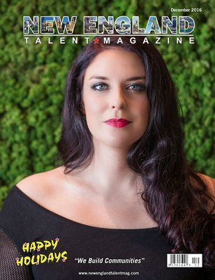 New England Talent Magazine December 2016 Edition