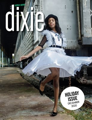 Holiday Issue 2020 - Dixie Magazine (Cover 2)