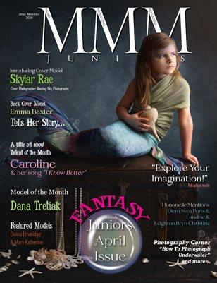 "Juniors April Monthly ""Fantasy"" Issue"