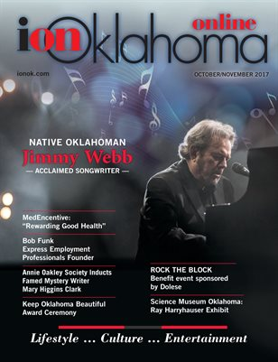 ionOklahoma Magazine October/November 2017