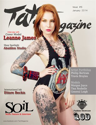 Tat2 Magazine Issue #6 January 2014