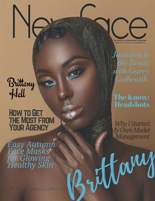 New Face Model Magazine - Issue 11, November '17