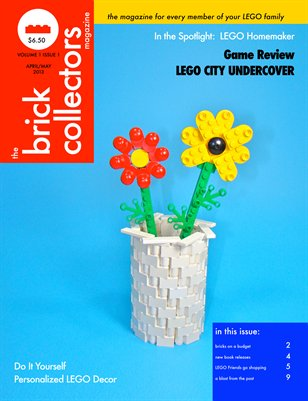 The Brick Collectors Magazine Issue #1