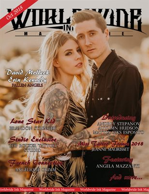 Worldwide Ink: October 2018 Issue