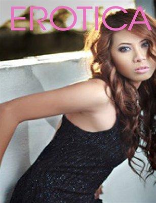Erotica Magazine Vol. X (Softcore) Thalihanna Cover