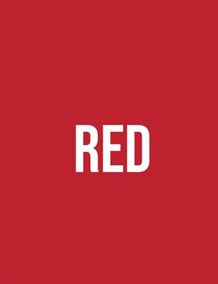 2020 RED
