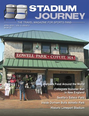 Stadium Journey Magazine, Vol 5 Issue 2