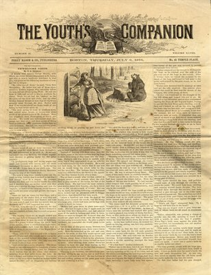 The Youths Companion, July 8, 1875