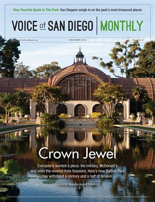 Voice of San Diego Monthly | December 2012