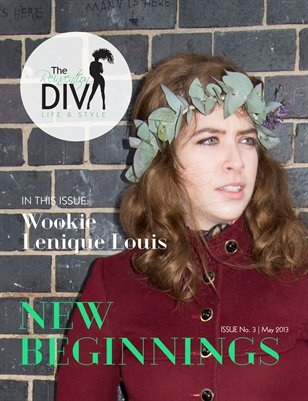 The Reinvention Diva | Issue 3 - May