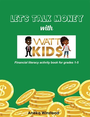 Lets Talk Money Financial Literacy Workbook