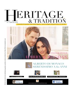 Heritage & Tradition Magazine 4/6 2018