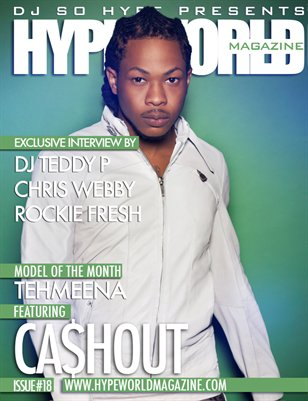 HYPE WORLD MAGAZINE ISSUE #18