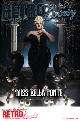 Miss Bella Fonte Cover Poster