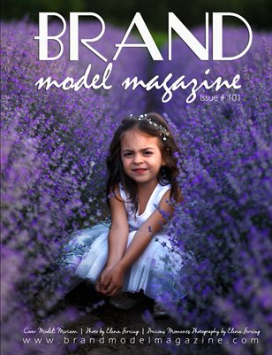 Brand Model Magazine  Issue # 101