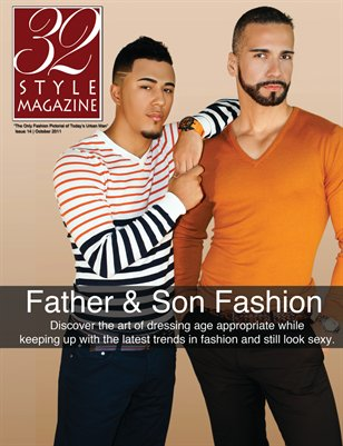 Father and Son in Fashion