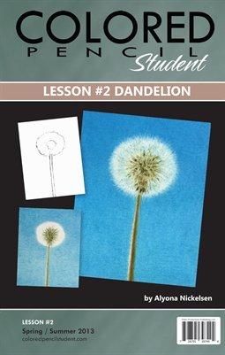 Lesson #2 Dandelion