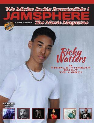 Jamsphere Indie Music Magazine October 2019