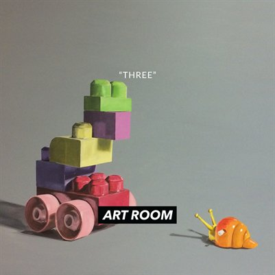 "ART ROOM, ""THREE"" Exhibition Catalog"