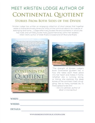 Continental Quotient Event Poster