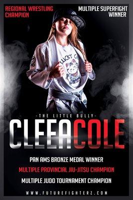 Cleea Straklevski - Poster