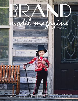 Brand Model Magazine  Issue # 74