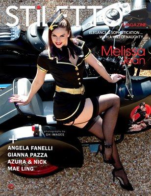 STiLETTO Magazine 15 Ft. Melissa Jean