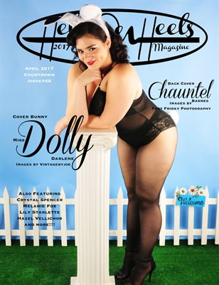 Hell on Heels Magazine Issue #48 April Countdown