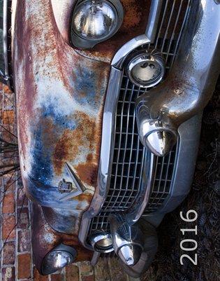 Abandoned Car Calendar 2016
