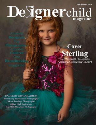 Designer Child Magazine September 2021